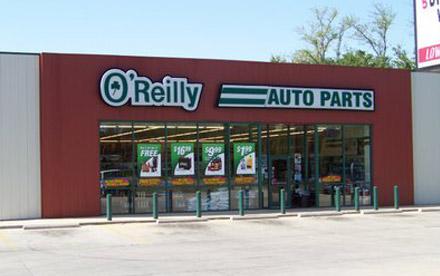 O'Reilly Auto <span>Parts</span>