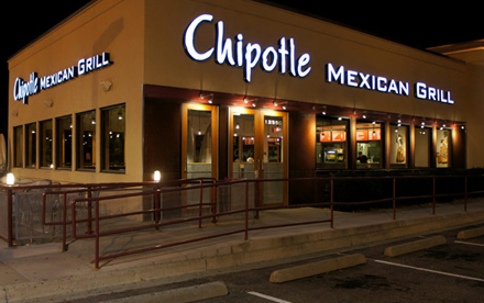 Chipotle Mexican <span>Grill</span>