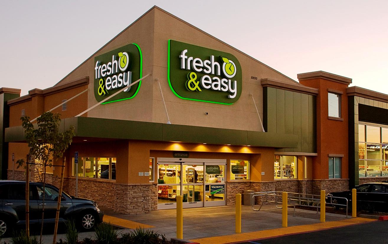 Fresh & <span>Easy</span>