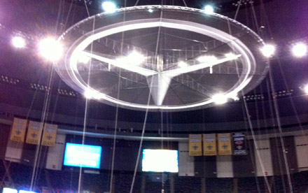 Mercedes Benz <span>Superdome</span>