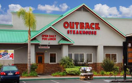 Outback <span>Steakhouse</span>